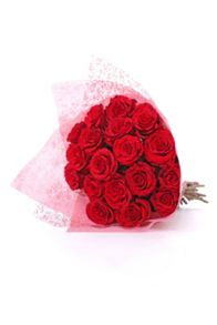 Floric Valentine red roses