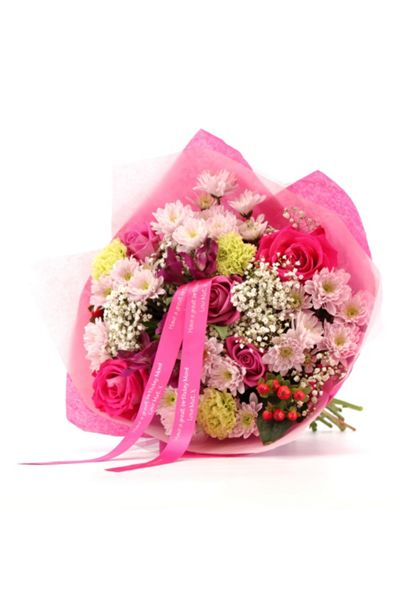 Floric Birthday wishes bouquet