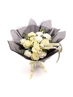 Diamond bright bouquet