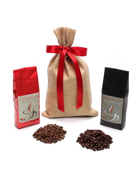 Floric Coffee Hamper All Day & After Dinner Coffee Beans