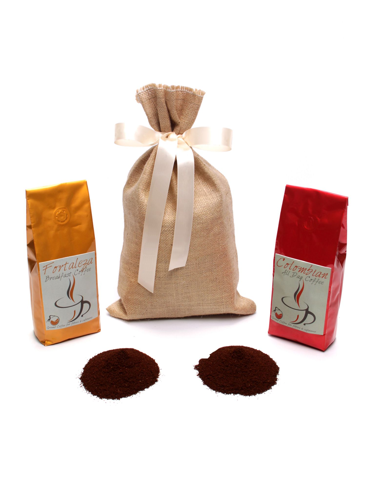 Floric Floric Coffee Hamper Breakfast & All Day Ground Coffee
