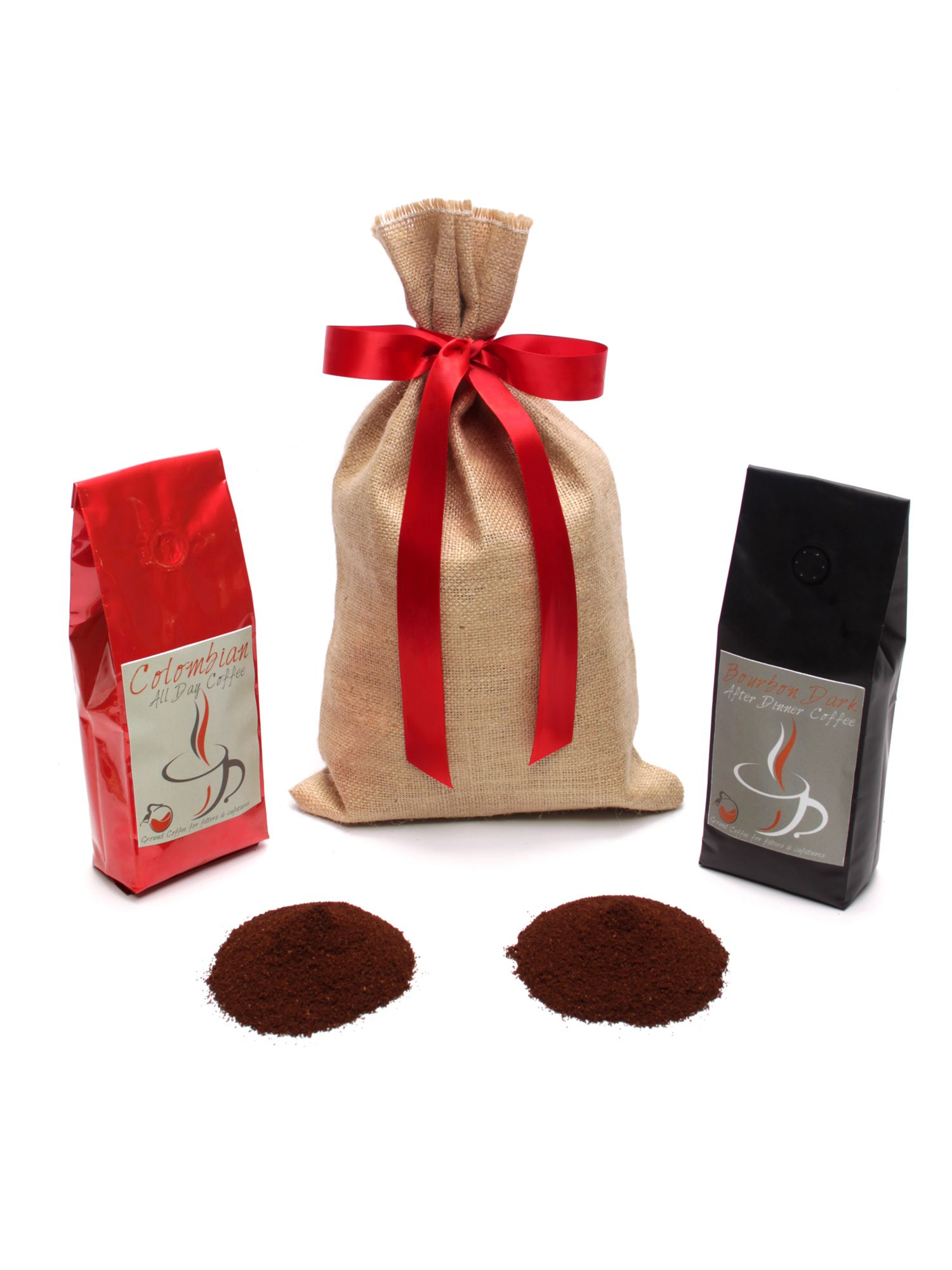 Floric Floric All Day & After Dinner Ground Coffee Hamper