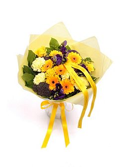 Sunshine surprise bouquet