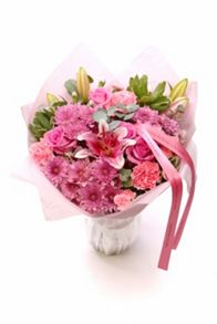 Floric Pretty in pink bouquet