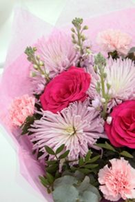 Floric Scented pink bouquet