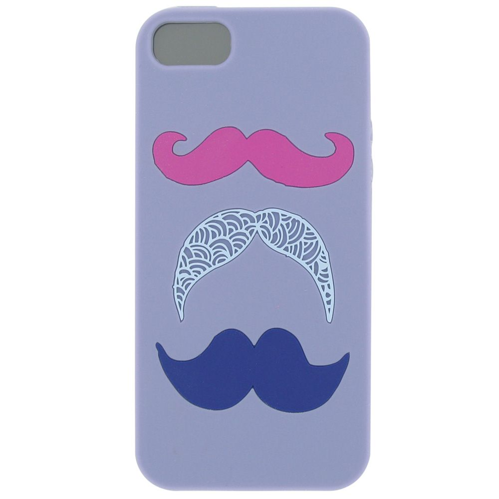 Moustaches iphone 5 case