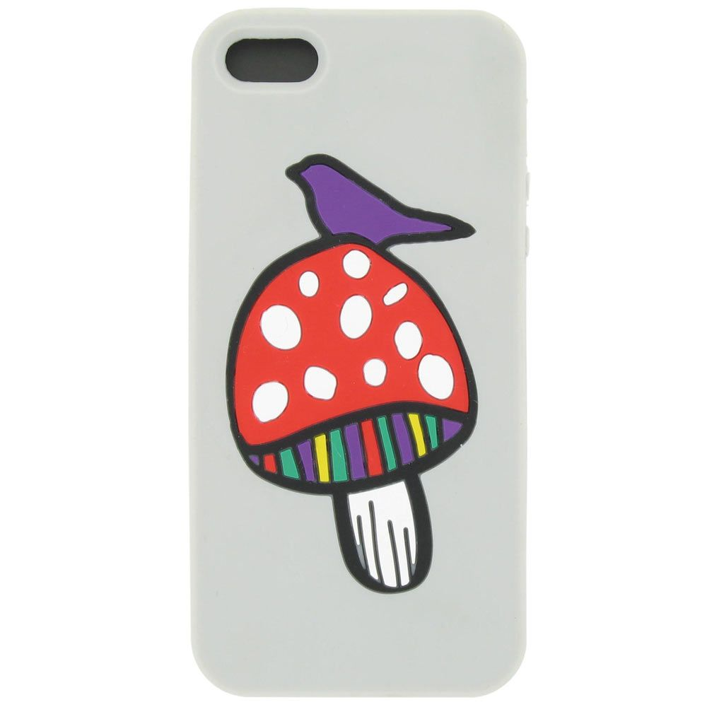 Mushrooms iphone 5 case