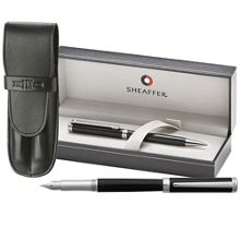Intensity ball & fountain pen with pouch