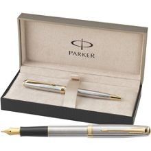 Sonnet steel fountain pen ball set
