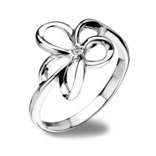 Hot Diamonds Paradise Flower Ring