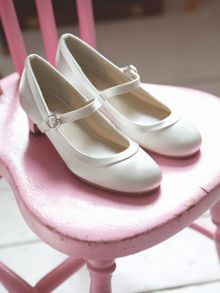 Girls Maisie occasion shoe
