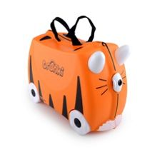 Kids Trunki ride-on suitcase Tipu Tiger