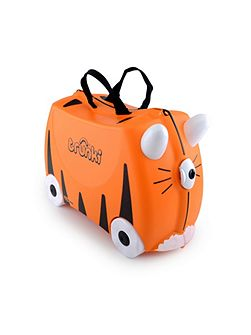 ride-on suitcase Tipu Tiger