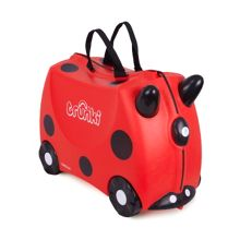 Kids Trunki ride-on suitcase Harley Ladybug