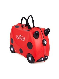 ride-on suitcase Harley Ladybug