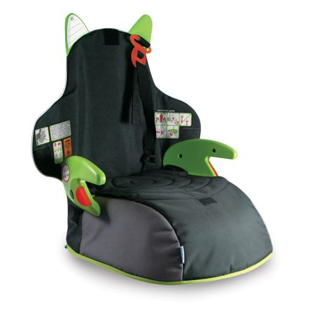 Trunki BoostApak backpack and booster seat Green