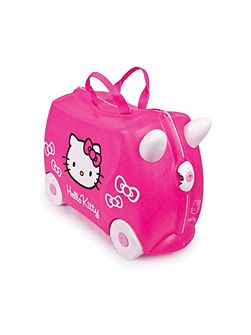 ride-on suitcase Hello Kitty