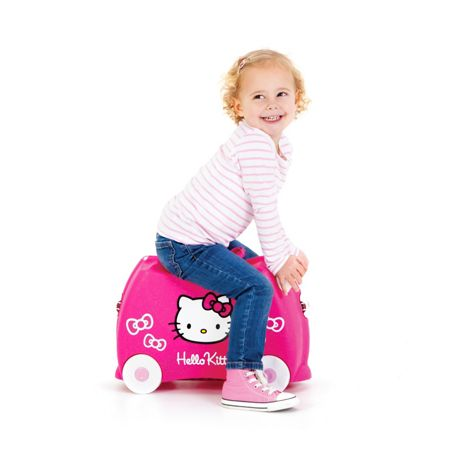 Trunki ride-on suitcase Hello Kitty