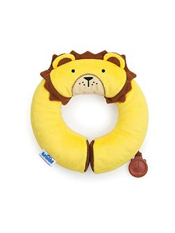 Kids Yondi Yellow Travel Pillow Leeroy