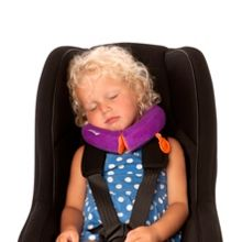 Trunki Kids Yondi Purple Travel Pillow Ollie