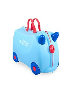 ride-on suitcase George