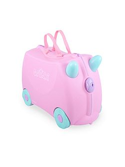 ride-on suitcase Rosie