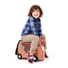 Trunki Ride-on suitcase bronco
