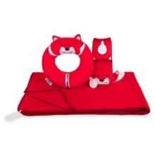 Trunki Kids snuggleset felix fox travel set