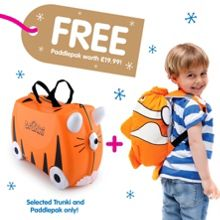 Trunki Tipu with free Chuckles PaddlePak