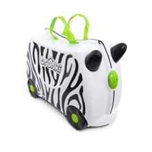 Trunki Zimba the Zebra Ride On