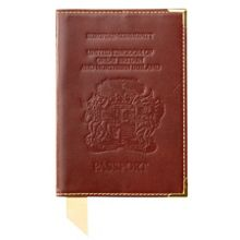 Uk passport cover