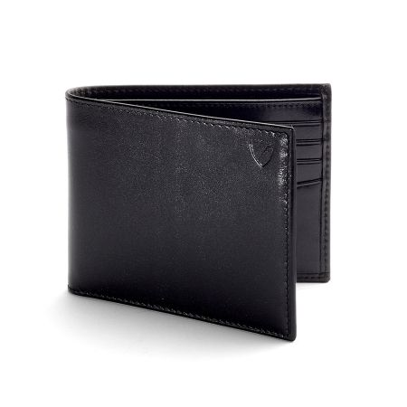 Aspinal of London Men`s billfold wallet