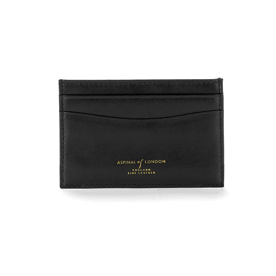 Slim credit card case