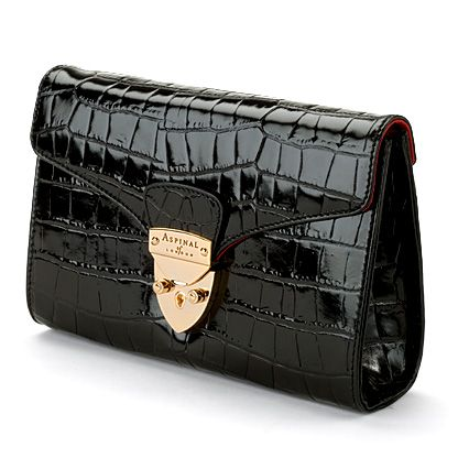 Manhattan clutch with chain