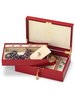 Savoy jewellery box