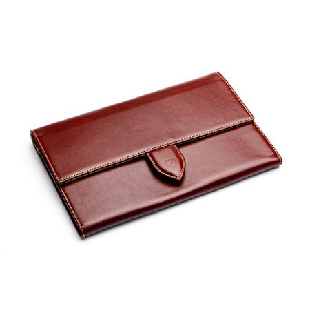 Aspinal of London Deluxe travel wallet