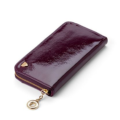 Sofia clutch zip wallet