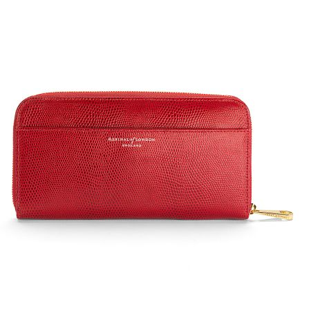 Aspinal of London Continental clutch wallet