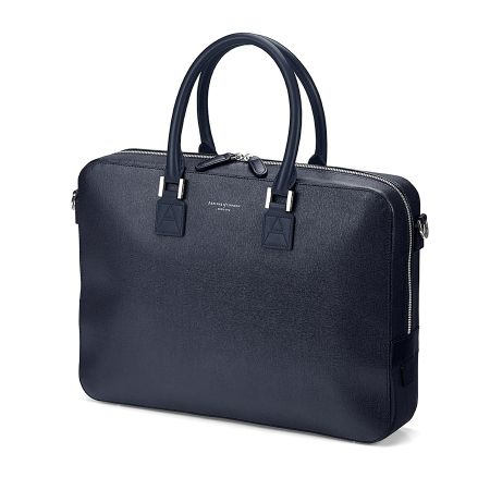 Aspinal of London Mount street business bag