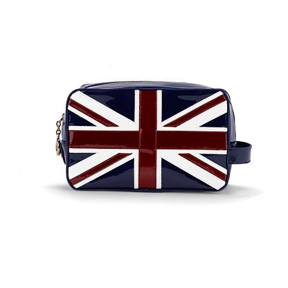 Brit Medium Cosmetic Case