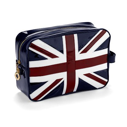 Brit Cosmetic & Toiletry Case