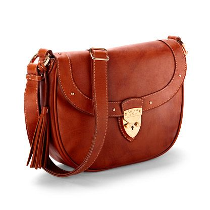 Portobello saddle bag