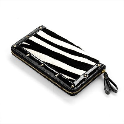 Aspinal of London Buffalo clutch zip wallet product image