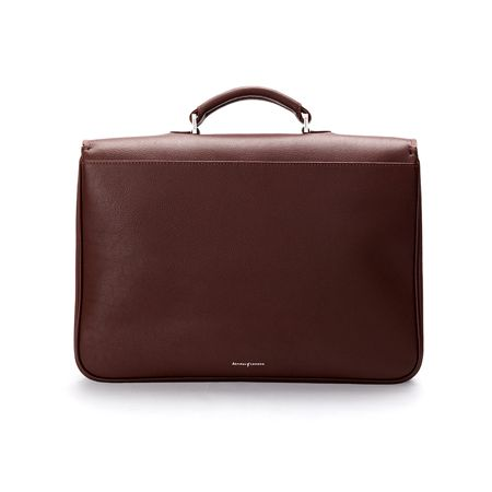Aspinal of London City briefcase
