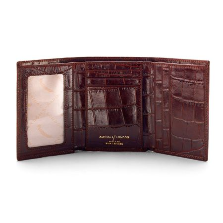 Aspinal of London TriFold Wallet