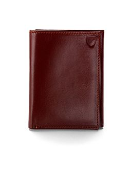 Trifold Wallet Smooth Cognac
