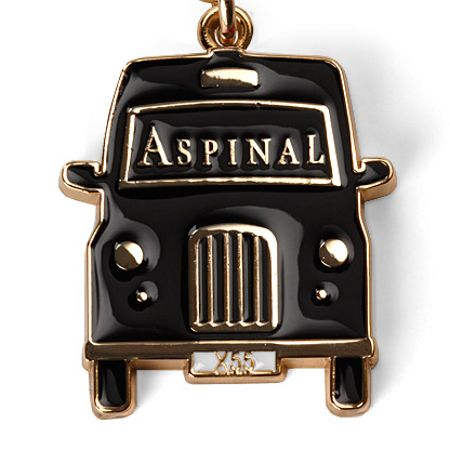 Aspinal of London London key ring taxi