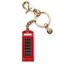 Aspinal of London London Key Ring