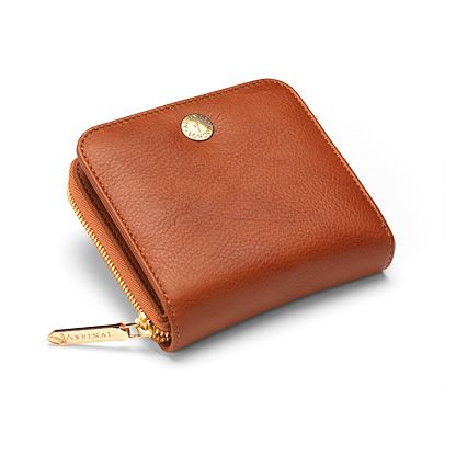 Katie Coin Purse Smooth Tan