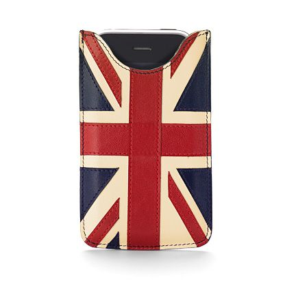 Brit iPhone 4 Case